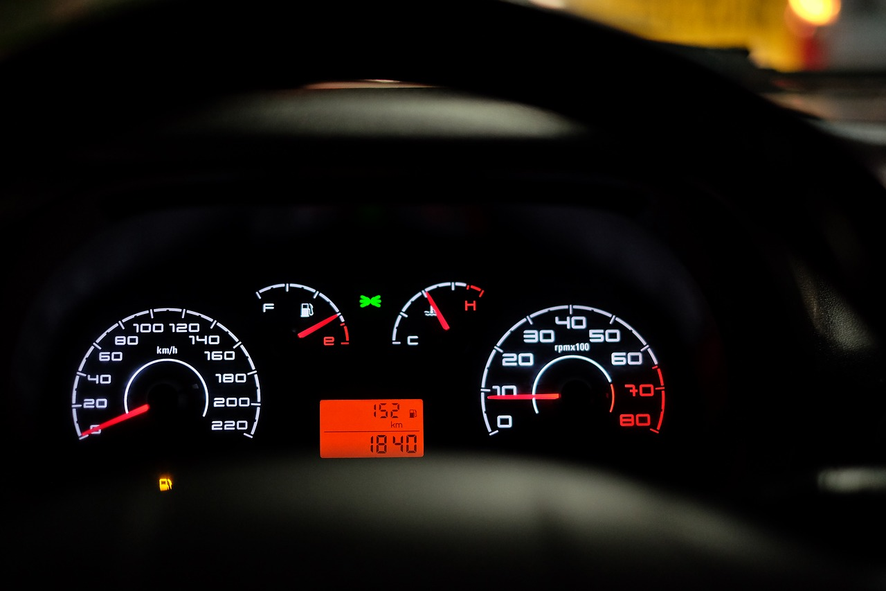 4 Reasons Your Check Engine Light Is On