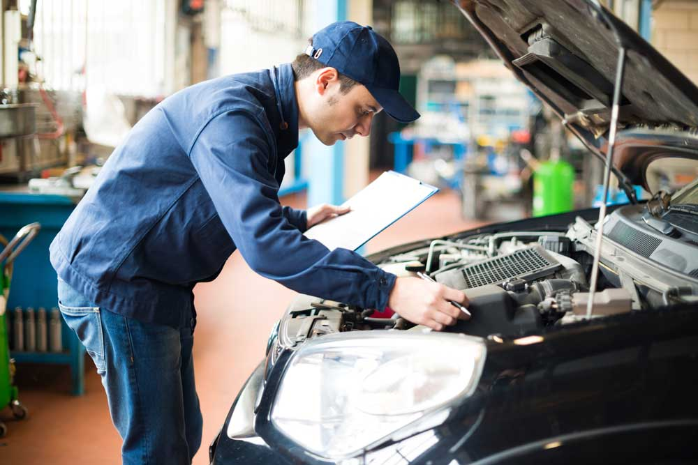 Basic Car Services & Mileage Intervals