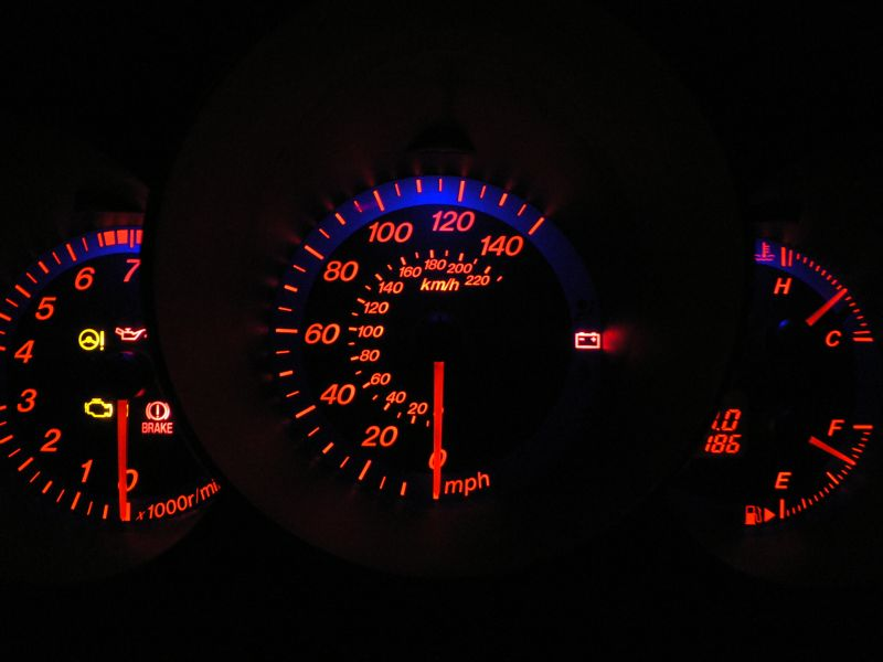 A Guide to Common Dashboard Warning Lights