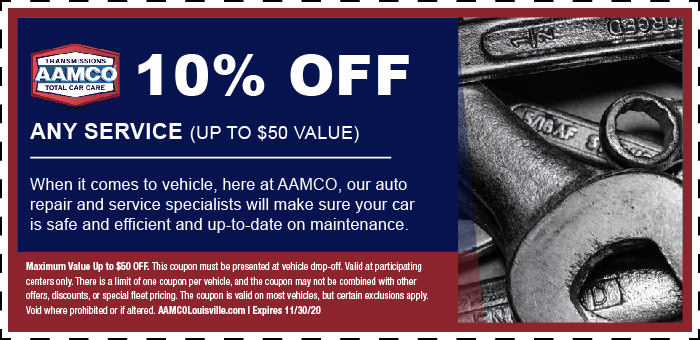 Image of 10 Percent OFF General Repairs Coupon