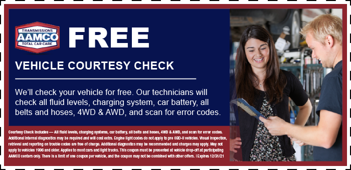 Image of FREE Multi-Point Inspection Coupon